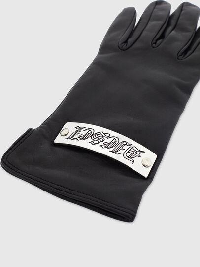 Diesel - G-PLACKI, Schwarz - Handschuhe - Image 2