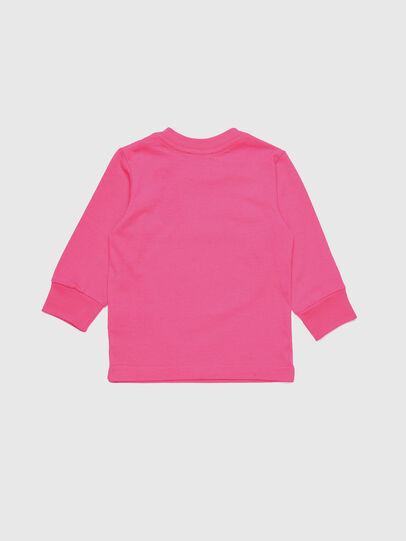 Diesel - TJUSTDIVISIONB ML, Fuchsie - T-Shirts und Tops - Image 2