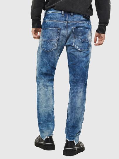 Diesel - Krooley JoggJeans 087AC, Mittelblau - Jeans - Image 2
