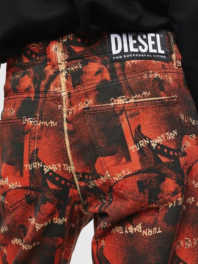 Diesel - D-Macs 069KR, Rot - Jeans - Image 5