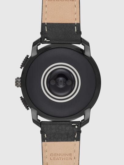 Diesel - DT2016, Schwarz/Gold - Smartwatches - Image 4