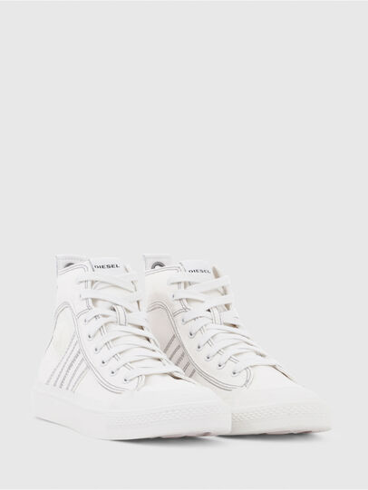 Diesel - S-ASTICO MID LACE W, Weiß - Sneakers - Image 2