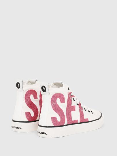 Diesel - S-ASTICO MC W, Weiß/Rosa - Sneakers - Image 3