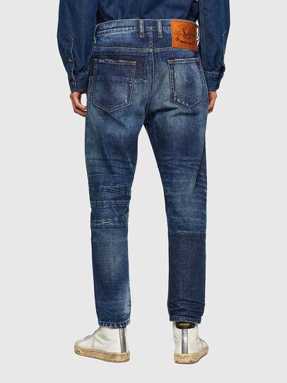 Diesel - D-Vider 009NJ, Mittelblau - Jeans - Image 2