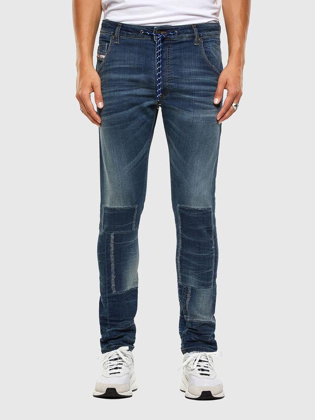 Krooley JoggJeans 069NK, Mittelblau - Jeans