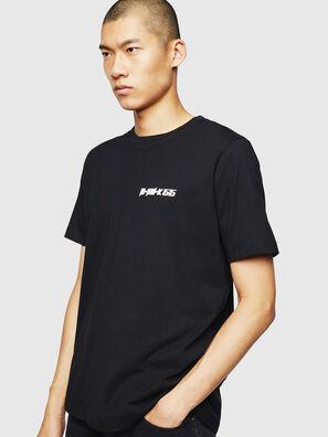 T-JUST-B31, Schwarz - T-Shirts
