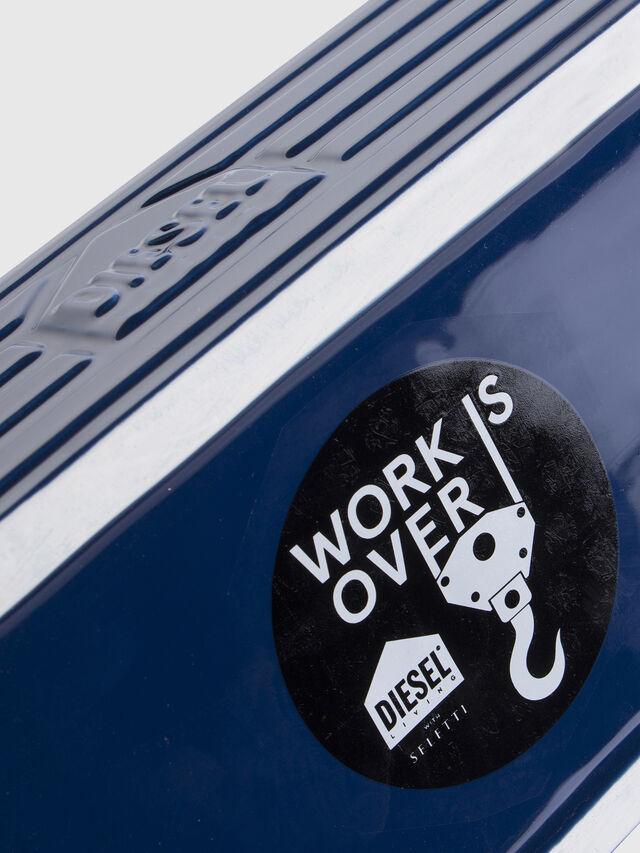 Diesel - 11056 WORK IS OVER, Blau - Wohnaccessoires - Image 5