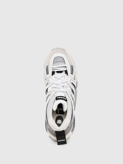 Diesel - S-KIPPER LOW TREK, Weiß/Grau - Sneakers - Image 5