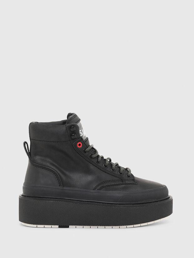 H-SCIROCCO AB, Schwarz - Sneakers
