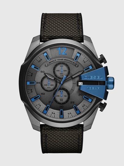 Diesel - DZ4500, Schwarz/Blau - Uhren - Image 1