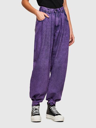 Diesel - D-Concias 009RR, Violett - Jeans - Image 1
