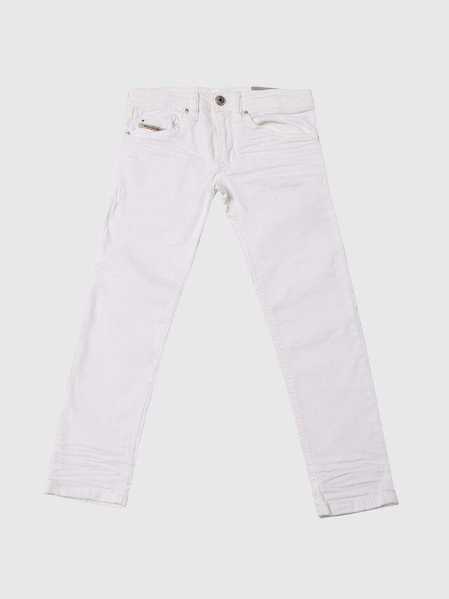 Diesel - THOMMER-J, Weiß - Jeans - Image 1