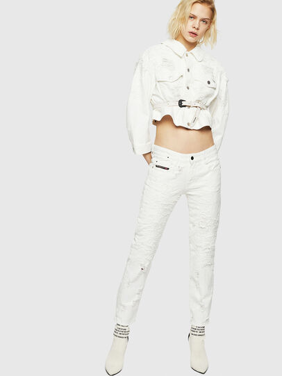 Diesel - D-Rifty 069GY, Weiß - Jeans - Image 7