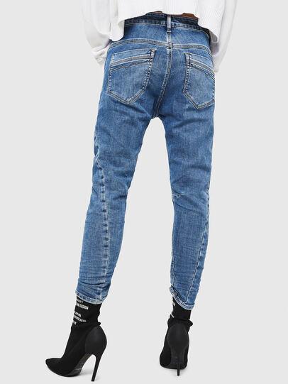 Diesel - Fayza JoggJeans 0870K, Hellblau - Jeans - Image 2