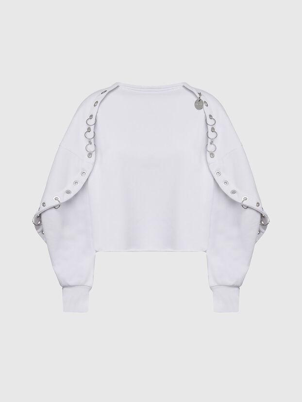 F-OLL, Weiß - Sweatshirts