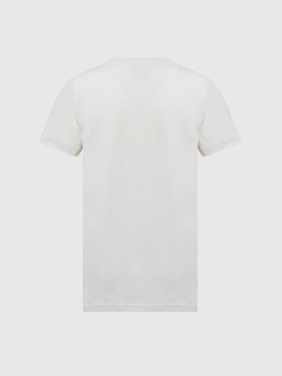 Diesel - T-SILY-E55, Weiß - T-Shirts - Image 2