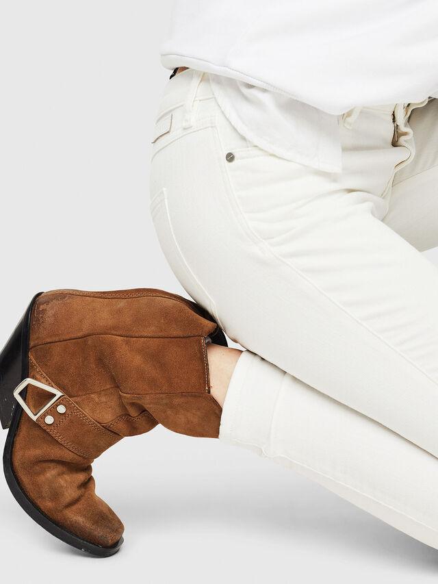 Diesel - Gracey JoggJeans 088AZ, Weiß - Jeans - Image 3