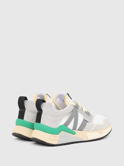Diesel - S-BRENTHA WL, Weiss/Grau - Sneakers - Image 3