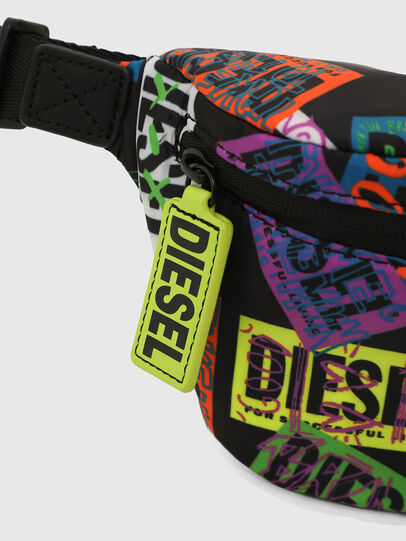 Diesel - DRAWBELT, Schwarz - Taschen - Image 5