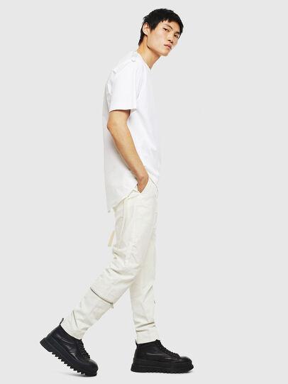 Diesel - T-ZAFIR, Weiß - T-Shirts - Image 6