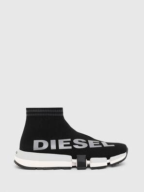 H-PADOLA MID SOCK W, Schwarz - Sneakers