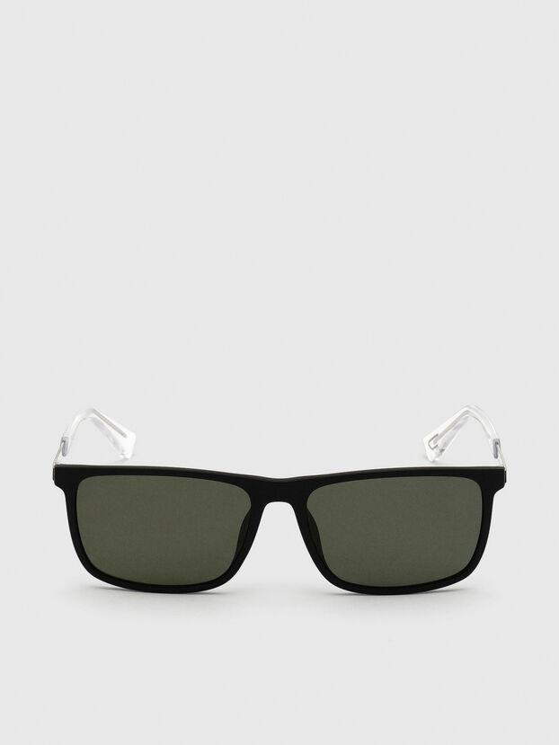 DL0312, Schwarz - Sonnenbrille
