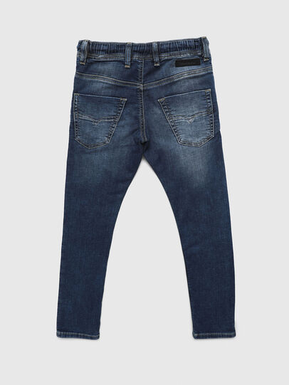 Diesel - KROOLEY-JOGGJEANS-J, Mittelblau - Jeans - Image 2