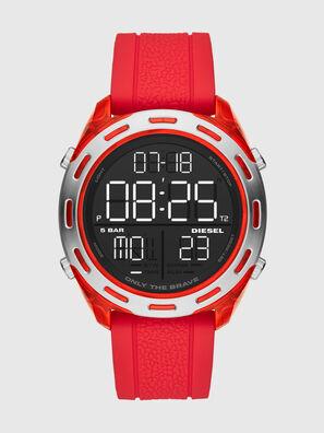 DZ1900, Rot - Uhren