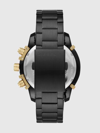 Diesel - DZ4525, Schwarz/Gold - Uhren - Image 3