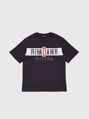 TJUSTYZ OVER, Schwarz - T-Shirts und Tops