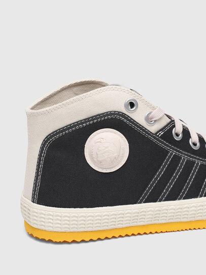 Diesel - S-YUK MC, Schwarz/Gelb - Sneakers - Image 6