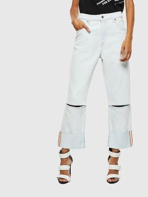 D-Reggy 009BW, Hellblau - Jeans