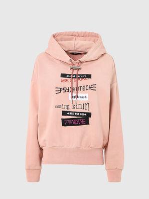F-MAGDALENA-V1, Rosa - Sweatshirts