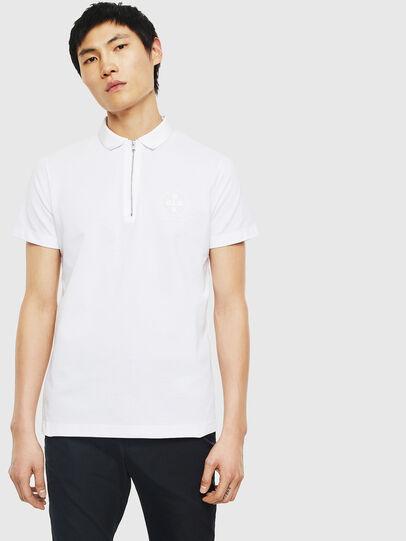 Diesel - T-TRITEN, Weiß - T-Shirts - Image 1