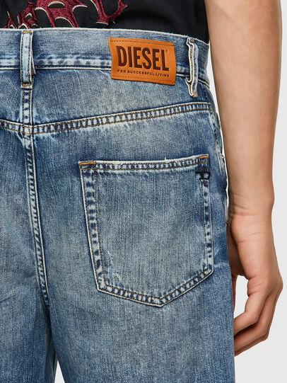 Diesel - D-STRUKT-SHORT, Hellblau - Kurze Hosen - Image 3