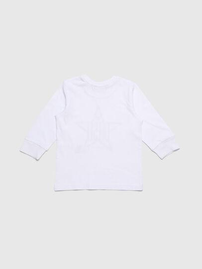 Diesel - TDIEGOYHB-ML, Weiß - T-Shirts und Tops - Image 2