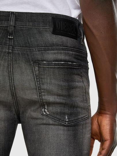 Diesel - D-REEFT JoggJeans® 009FX, Schwarz/Dunkelgrau - Jeans - Image 3