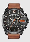 DZ4343 MEGA CHIEF, Braun - Uhren