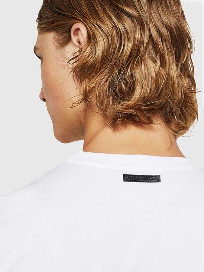 Diesel - TY-X1, Weiß - T-Shirts - Image 3