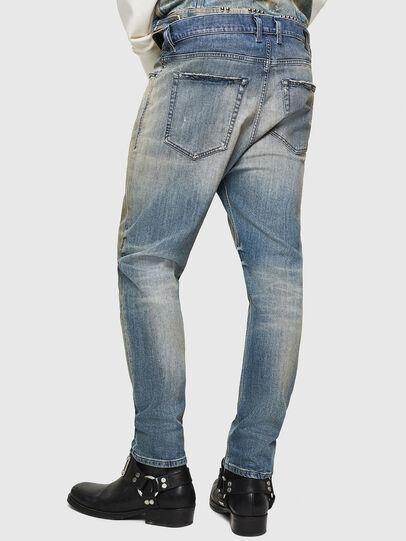 Diesel - D-Vider 084AQ, Hellblau - Jeans - Image 2