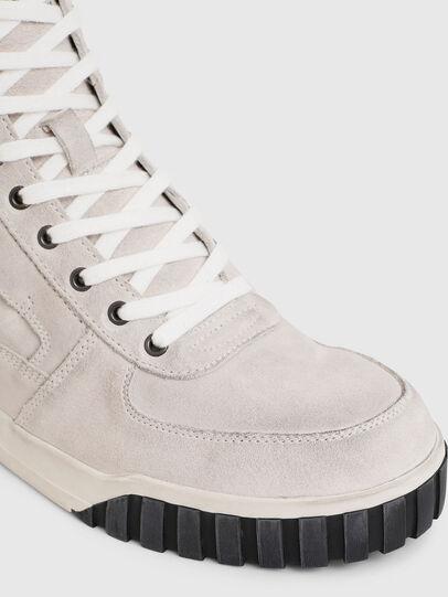 Diesel - S-RUA MID, Weiß - Sneakers - Image 4