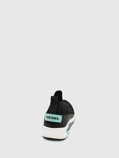 Diesel - S-KB SOCK QB W, Schwarz - Sneakers - Image 4