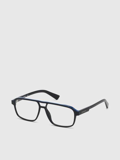 Diesel - DL5309, Schwarz - Korrekturbrille - Image 2