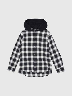 CANOBJ, Schwarz/Weiß - Hemden