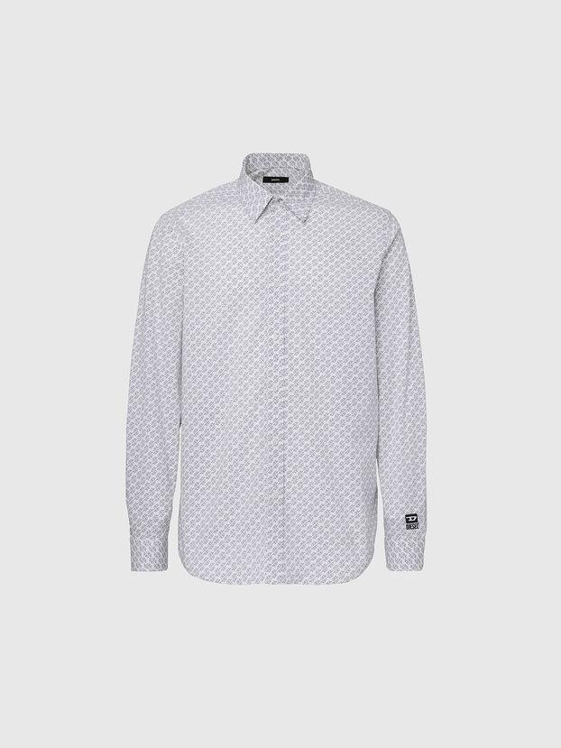 S-RILEY-KA, Weiß - Hemden
