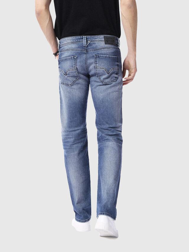 Diesel - Larkee 0853P, Mittelblau - Jeans - Image 2