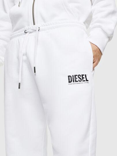 Diesel - P-TARY-LOGO, Weiß - Hosen - Image 3