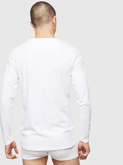 Diesel - UMTEE-JODY, Weiß - T-Shirts - Image 2