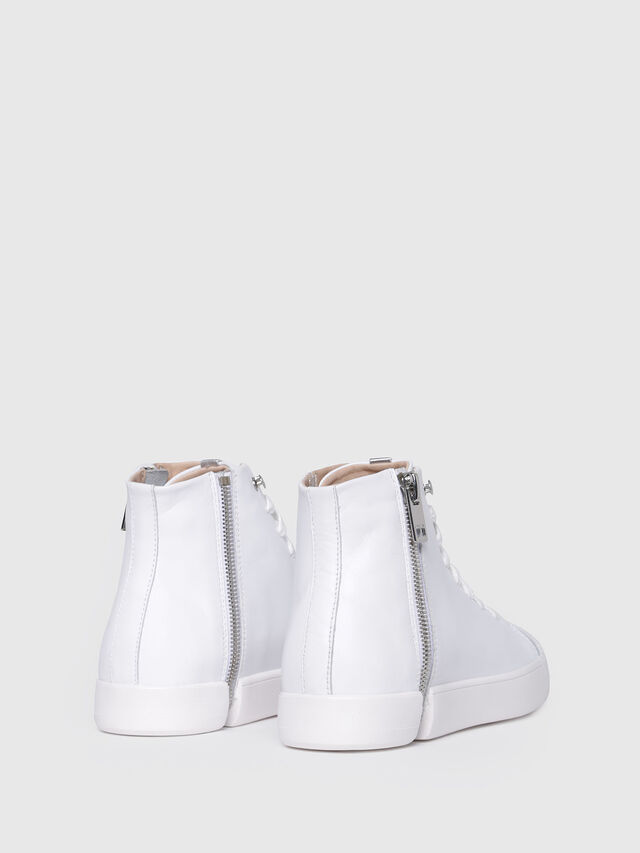 Diesel - S-NENTISH MC W, Weiß - Sneakers - Image 3