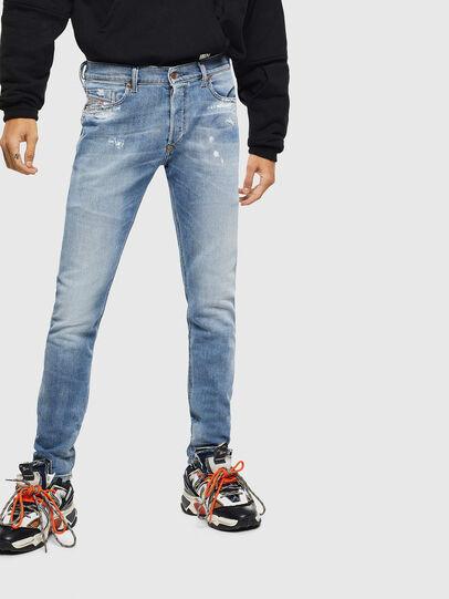 Diesel - Tepphar 009BU, Hellblau - Jeans - Image 1